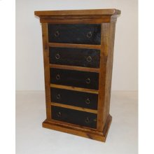 Glacier Bay - Deerbourne 5 Drawer Lingerie Chest