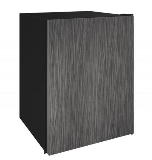 """Ada Series 24"""" Ada Solid Door Refrigerator With Integrated Solid Finish and Field Reversible Door Swing"""