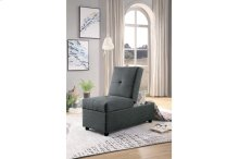 Storage Ottoman/ Chair, Gray