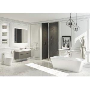 "Leyden 24"" Towel Bar - Bronze"