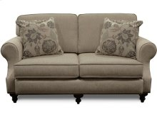 Layla Loveseat with Nails 5M06N