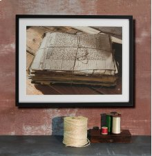 Framed Artist Edition Print, Rect.