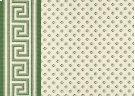 Bantry - Evergreen on White 0105/0002 Product Image