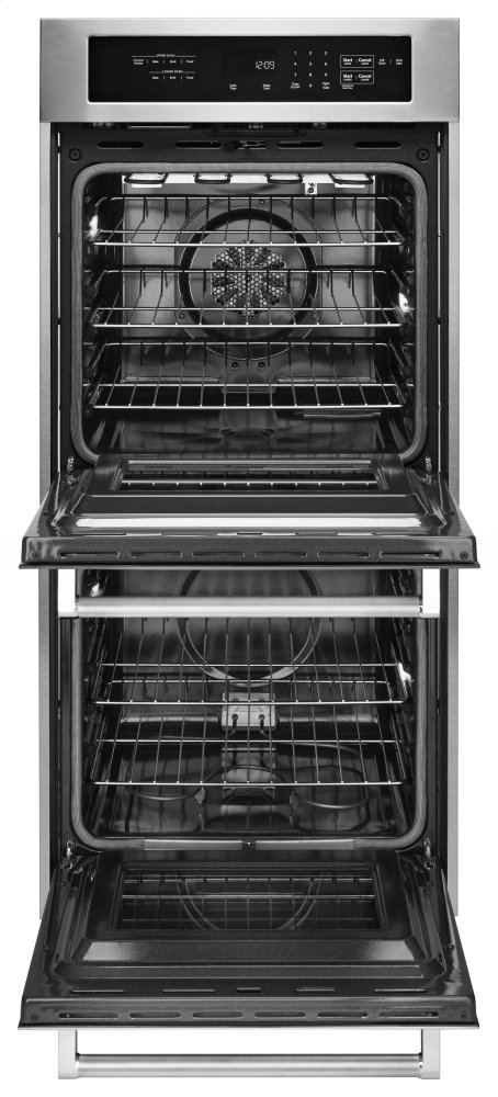 Kodc304ess Kitchenaid 24 Double Wall Oven With True