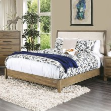 California King-Size Enrico I Bed