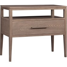 Uptown 1-Drawer Night Stand