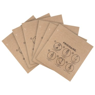 Frigidaire ReadyStore Resealable Grease Bags
