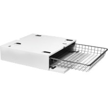 Pull-Out Basket - White