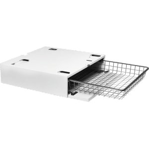 Pull-Out Basket - White -