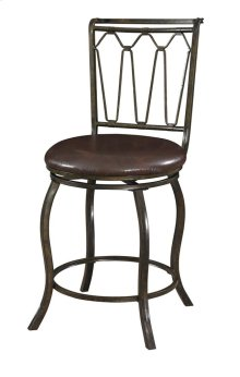 Big and Tall Triple Cone Counter Stool