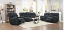 Motion Loveseat W/ Console