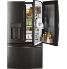 GE Profile™ Series 22.2 Cu. Ft. Counter-Depth French-Door Refrigerator with Door In Door and Hands-Free AutoFill Product Image