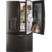 GE Profile™ Series 22.2 Cu. Ft. Counter-Depth French-Door Refrigerator with Door In Door and Hands-Free AutoFill Product Image