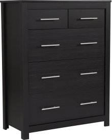 Lancaster Collection Chest of Drawers in Espresso Finish
