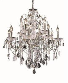 2015 St. Francis Collection Hanging Fixture Chrome Finish