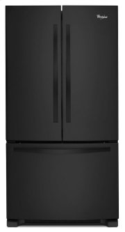 33-inch Wide French Door Refrigerator with Accu-Chill System - 22 cu. ft. Product Image