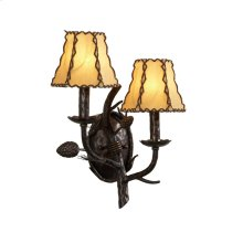 Sconce - 2 Light