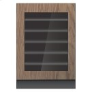 """Panel-Ready 24"""" Built-In Undercounter Beverage Center - Right Swing Product Image"""
