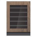 """Jenn-AirPanel-Ready 24"""" Built-In Undercounter Beverage Center - Right Swing"""