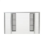 Architectural Louvered Ext Grille-J Seri Product Image