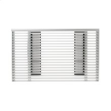 Architectural Louvered Ext Grille-J Seri