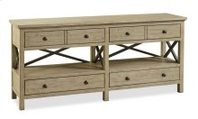 "Hideaway 62"" TV Console"