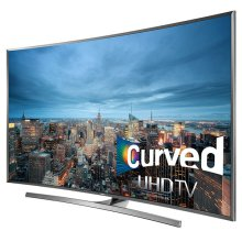 "4K UHD JU7500 Series Curved Smart TV - 78"" Class (78.0"" Diag.)"