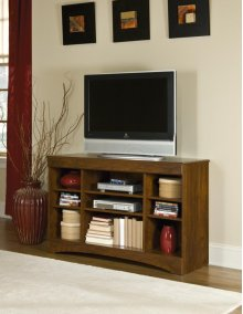 "48"" Persimmon Entertainment Console"