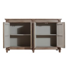 Marksman Cabinet, Bleached Pine