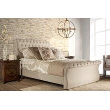 Hunter Bed Set - Queen - Linen Sandstone