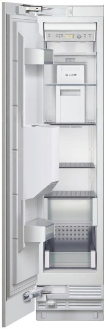 Bosch Integra nicht vorhanden Built-in Freezer with Exterior Ice and Water Dispenser Model B18ID80SLS