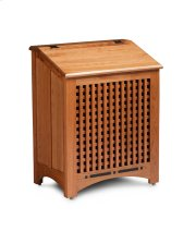Aspen Clothes Hamper with Inlay Product Image