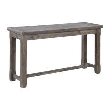 Emerald Home Paladin Sofa Table Rustic Charcoal T3502