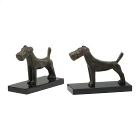 Scottish Dog Bookends