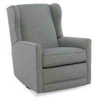 Living Room Jada Swivel Glider Recliner Product Image