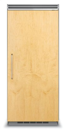 "36"" Custom Panel All Refrigerator, Right Hinge/Left Handle"