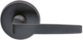 Interior Modern Lever Latchset in (US10B Oil-rubbed Bronze, Lacquered)