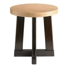 Voyage Round End Table