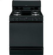 """Hotpoint® 30"""" Free-Standing Gas Range Product Image"""