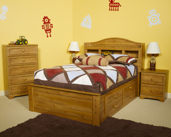 Ashley B505 Broffin Bedroom Set Houston Texas USA Aztec Furniture