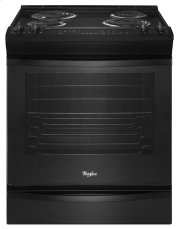 6.2 cu. ft. Front-Control Electric Range with AccuBake® System Product Image