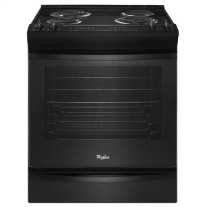 Whirlpool6.2 cu. ft. Front-Control Electric Range with AccuBake(R) System