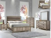 Matteo 5 PC. Queen Bedroom Suite Product Image