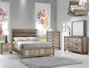 Matteo 5 PC. Queen Bedroom Suite Product Image