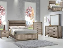 Crown Mark B3200 Matteo Queen Bedroom