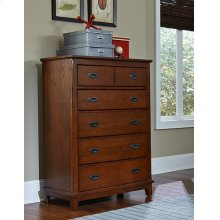 Chadwick Chest - Misson Oak