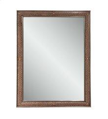 Bone Inlaid Mirror