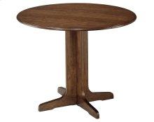Round Drop Leaf Table