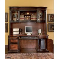 Pergola Two-tone Warm Brown Desk and Credenza Product Image
