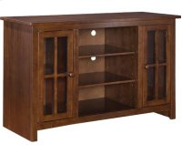 Open Entertainment TV Stand Espresso Product Image